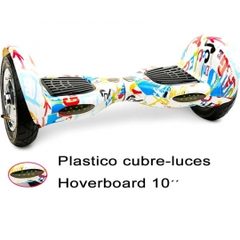 Plasticos cubre-luces Hoverboard 10´´