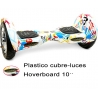 Plastico cubre-luces Hoverboard 6´´